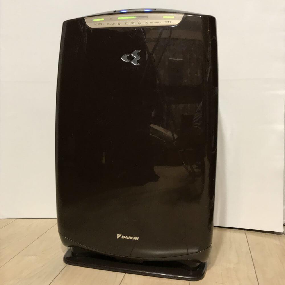 ダイキンのMCK55Nが我が家の空気清浄機