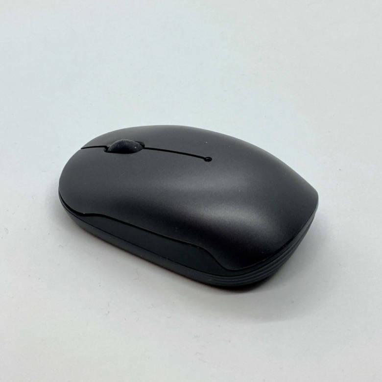 Longtop静音ワイヤレスマウスは左右対称のシンメトリーデザイン