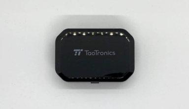 【TaoTronics TT-BH052レビュー】完全防水&大容量バッテリーの完全ワイヤレスイヤホン