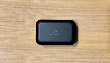 【SoundPEATS Q32レビュー】小型&音バランス重視の完全ワイヤレスイヤホン【ノイズキャンセリング搭載】