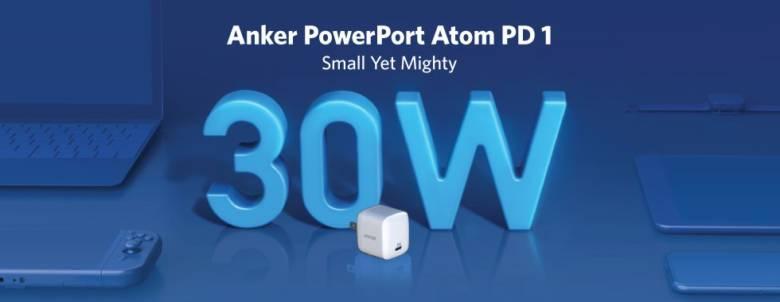 Anker PowerPort Atomシリーズ