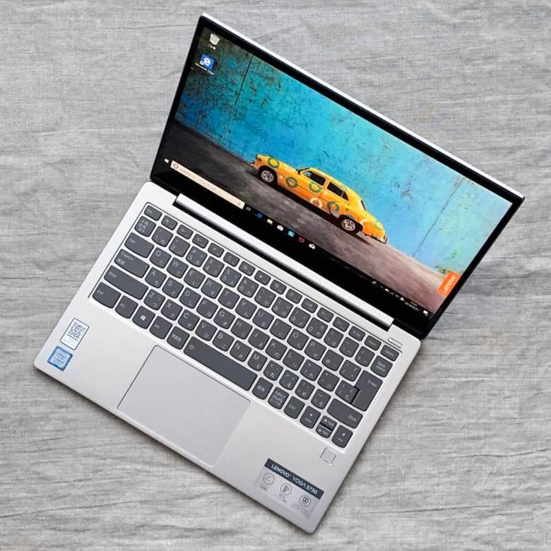 Lenovo Yoga S730は13.3型のモバイルノートPC