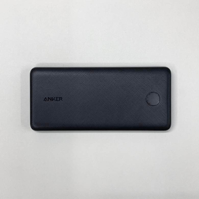 Anker PowerCore Slim 10000 PDの外観