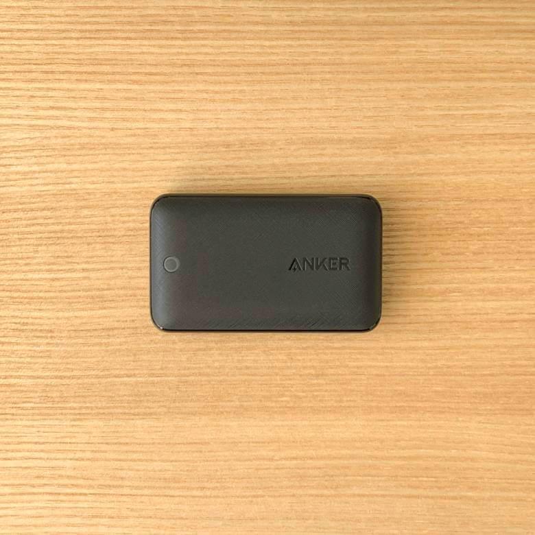 Anker PowerPort Atom III Slimは1ポートタイプの30W出力対応USB-C急速充電器