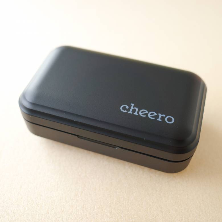 cheero Wireless Earphones Bluetooth 5.1のケース