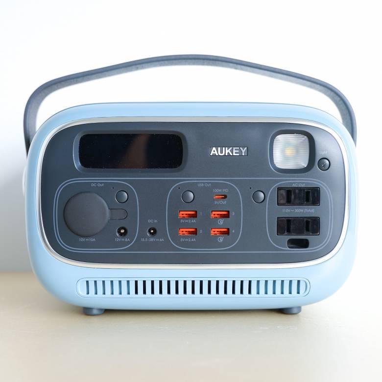 AUKEY PowerStudioは70,000mAhのポータブル電源