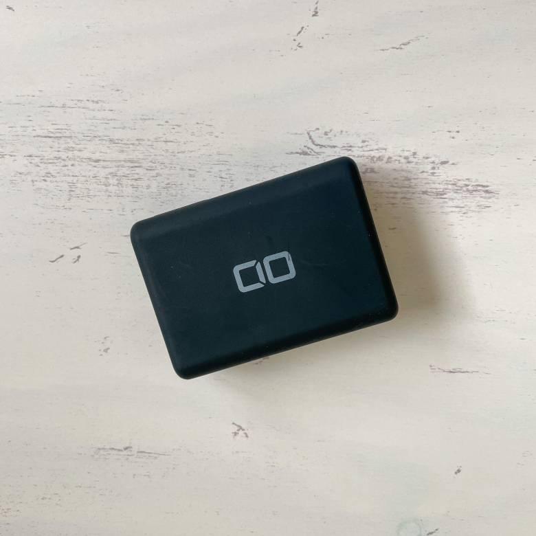 CIO SMARTCOBY Proは10,000mAhのモバイルバッテリー
