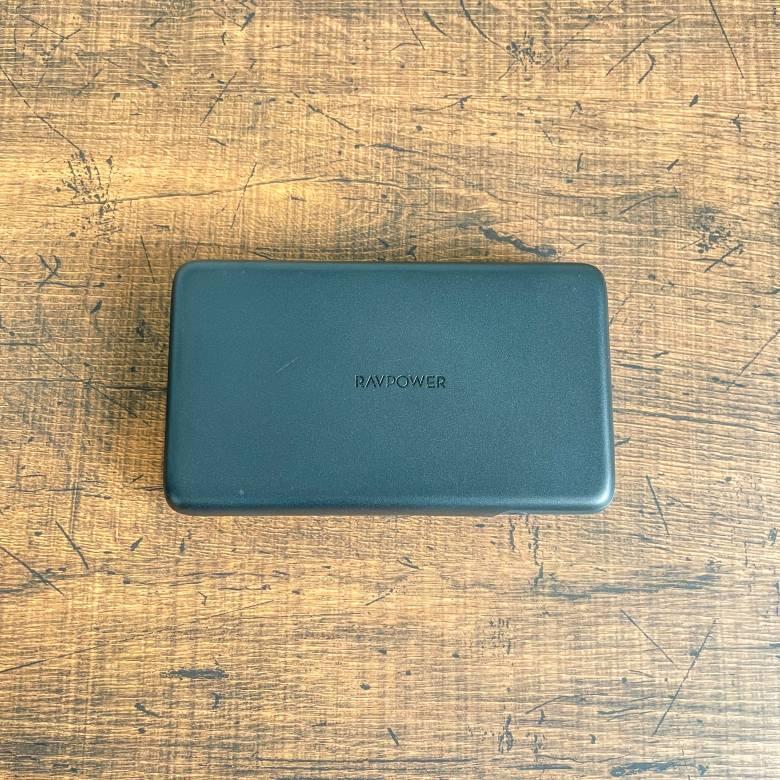 RAVPower RP-PB232は30000mAhのPD対応モバイルバッテリー